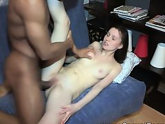 Casual Teen Sex - From tea to interracial fucking
