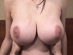 pregnant pornstar whit big boobs get anal