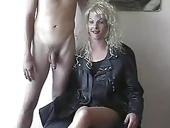 Amateur crossdresser