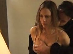 Vera Farmiga topless in Down To The Bone 1