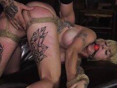 derrick cruelly punished his slutty wife