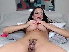 Ariellla masturbating,sucking and fucking-WHAT A LADY