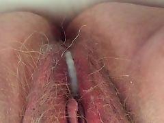 Hott BBW wife talks dirty and gets creampie
