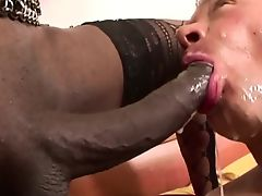 all  tranny cumshot comp