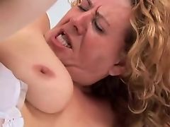hairy granny knows how to fuck