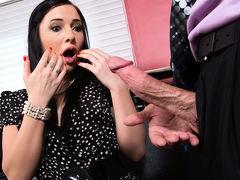 Ashli Orion & Bill Bailey in Naughty Office