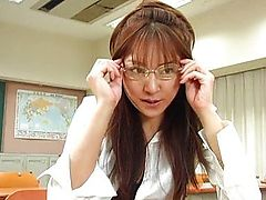 Manami Suzuki Sexy Asian teacher fucked