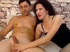Horny Mom Doggystyle Hard fuck On Webcam