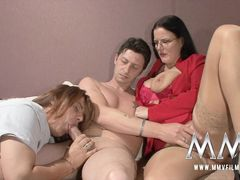MMVFilms Video: The Sexnanny Goes Where She Is Needed